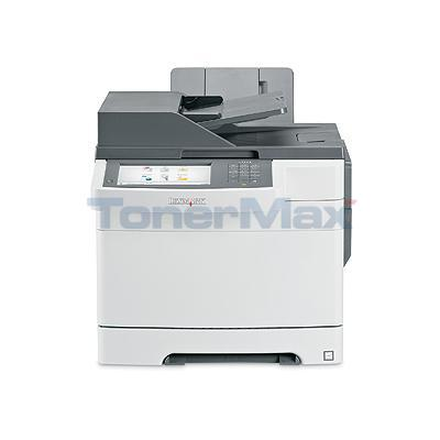 Lexmark X548de